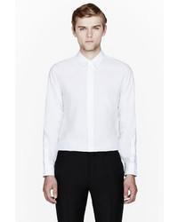 Maison Martin Margiela White Classic Dress Shirt