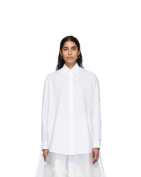 MM6 MAISON MARGIELA White Just Margiela Shirt