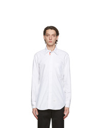 Thom Browne White Oxford Shirt