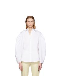 Totême White Zonza Shirt
