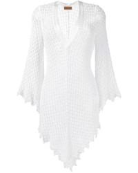 Missoni Mare Asymmetrical Dress