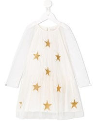 Stella McCartney Kids Misty Tulle Party Dress