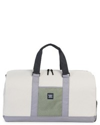 Herschel Supply Co Novel Duffel Bag White