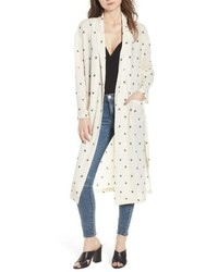 Leith Print Duster