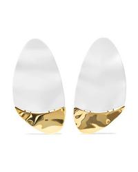 Nausheen Shah x Monica Sordo Gilot Gold Plated Earrings