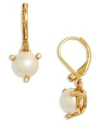 Kate Spade New York Rise And Shine Lever Back Earrings