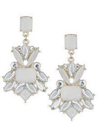 Dorothy Perkins Large Stone Statet Earrings