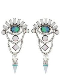 Lionette by Noa Sade Aqua Perspectives Jewel Drop Earrings