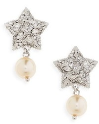 Miu Miu Micro Jewels Star Earrings