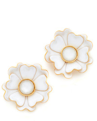 Kate Spade New York Bright Blossom Flower Stud Earrings