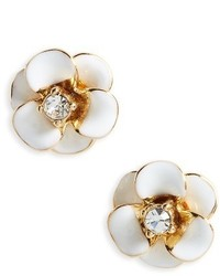 Kate Spade New York Shine On Flower Stud Earrings