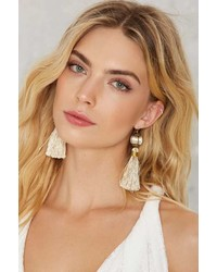 Vanessa Mooney Novarro Tassel Earrings