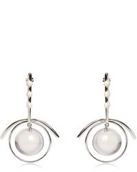 Marni Sphere Hoop Earrings