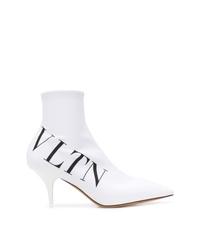 Valentino Vltn Sock Booties