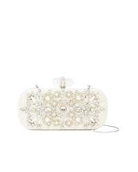 Marchesa Embellished Clutch Bag