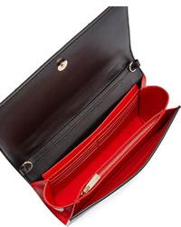 dc4f82a8b73 Christian Louboutin Paloma Fold Over Embellished Clutch Bag, $1,290 ...