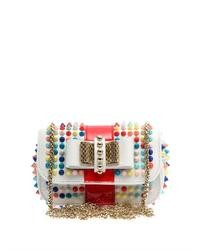 Christian Louboutin Sweet Charity Mini Shoulder Bag