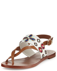 Estella embellished flat sandal medium 3678976