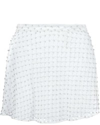 MICHAEL Michael Kors Michl Michl Kors Embellished Mini Skirt