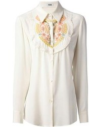 Moschino Cheap & Chic Embellished Shirt