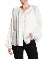 c375e5aa5cdf ... Free People Down From The Clouds Embroidered Blouse