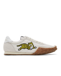 Kenzo Off White Move Sneakers
