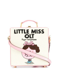 Olympia Le-Tan Little Miss Olt Tote Bag