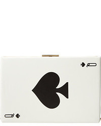 Kate Spade New York Place Your Bets Emanuelle Clutch Handbags