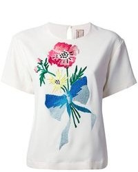 Antonio Marras Embroidered T Shirt