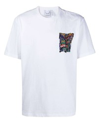 adidas Munching Archive Embroidery Cotton T Shirt