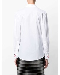 Vivetta Embroidered Collar Shirt