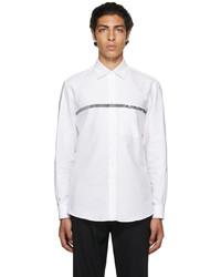 Burberry White Oxford Shirt