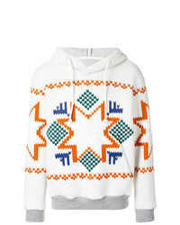 Maison Margiela Star Embroidered Hoodie