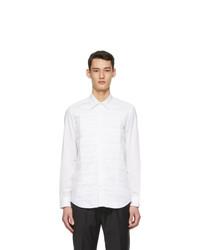 Diesel White S Weir Shirt
