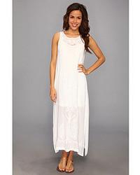 525 America Kaftan Dress With Slip