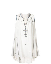 Isabel Marant Etoile Isabel Marant Toile Belissa Embroidered Dress