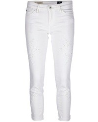Adriano Goldschmied Cropped Skinny Jean