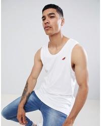 Threadbare Embroidered Melon Vest