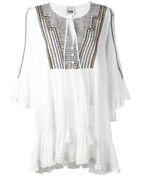 Twin-Set Embroidered Tunic