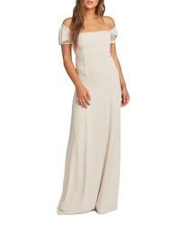 366f5c7999d Show Me Your Mumu Brittany Blouson Gown