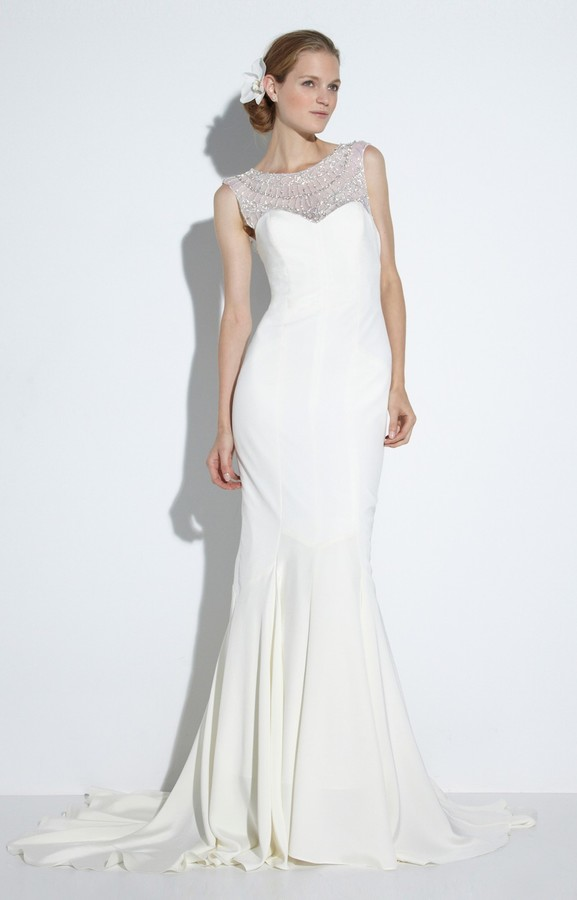 Nicole Miller Lily Bridal Gown   Where to buy & how to wear