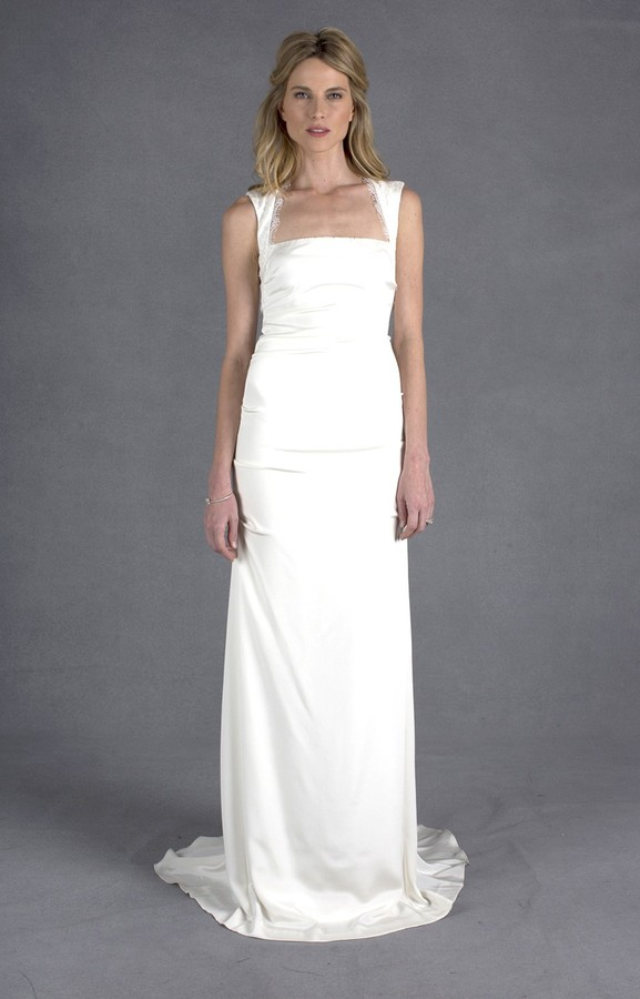 Nicole Miller Taryn Bridal Gown   Where to buy & how to wear