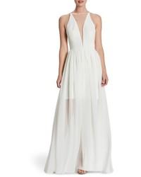 Patricia illusion gown medium 4468517
