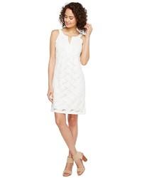 Eyelet short shift dress dress medium 5078956