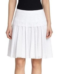Rag and Bone Rag Bone Lakewood Cotton Eyelet Skirt