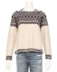 Clu Too Fair Isle Pullover Sweater