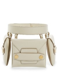 Stella McCartney Faux Nappa Fanny Pack