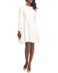 Gal Meets Glam Collection Celeste Fit Flare Dress