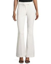 Rachel Zoe Phoebe High Rise Flared Crepe Pants