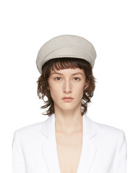 Ann Demeulemeester Off White Fisherman Hat